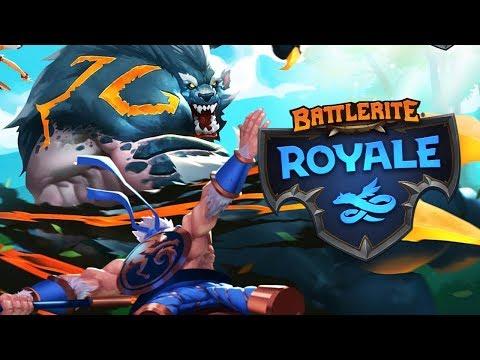видео: Баттлрояль + МОБА // battlerite royale #1