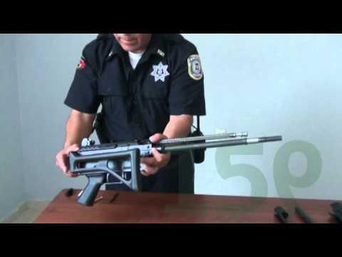 Desarme de arma larga Pietro Beretta