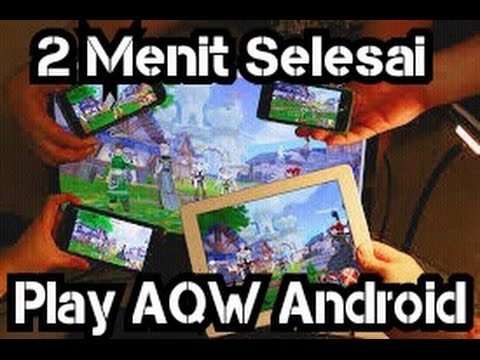 How To Play AQW in Android