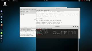 kali Linux 2 0  как использовать Ettercap - DNS Спуффинг