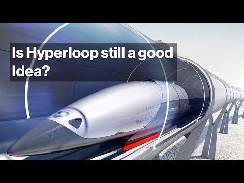Is Hyperloop still a good idea in 2021?