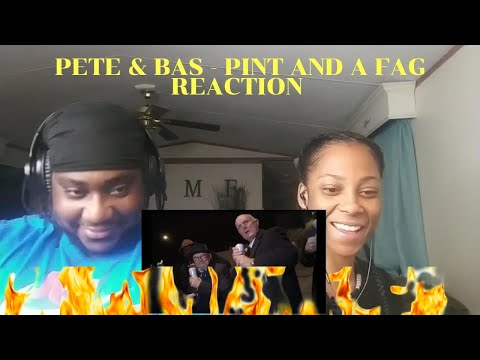Pete & Bas - Pint and a Fag [Music Video] | GRM Reaction 🔥🔥