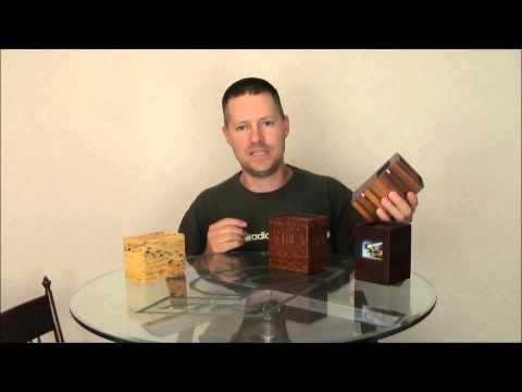 Magic the Gathering Custom Deck Box Video #3