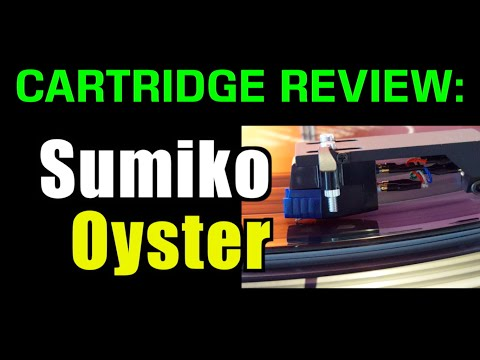 MM Cartridges US$70-80: Sumiko Oyster REVIEW