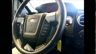 2013 Ford F 150 FX4 Appearance Package