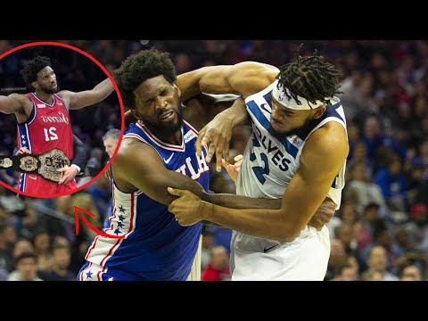 """NBA """"Players In The Wrong Sport"""" MOMENTS"""