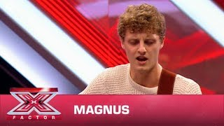Magnus synger 'What Are You Listening To?' – Chris Stapleton (Audition) | X Factor 2020 | TV 2