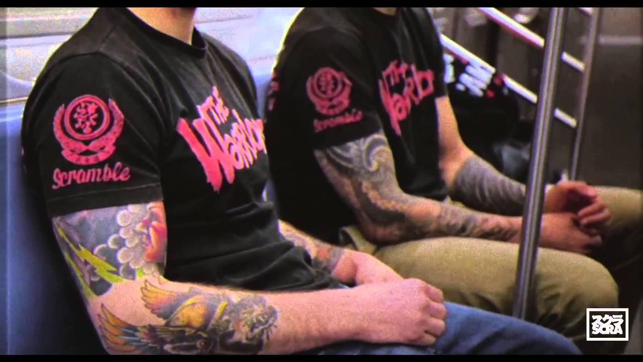 b66c917a The Warriors X Scramble - YouTube