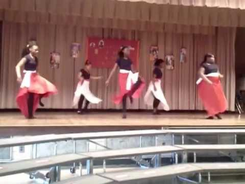 Still I Rise Yolanda Adams (McNair Middle School) Praise Dance