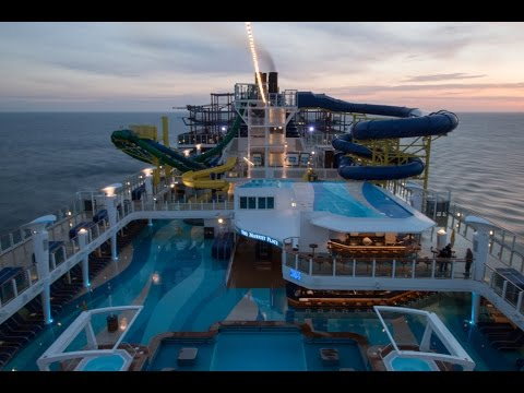 NORWEGIAN ESCAPE - Aboard NCL