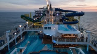 NORWEGIAN ESCAPE - Aboard NCL's new Flagship