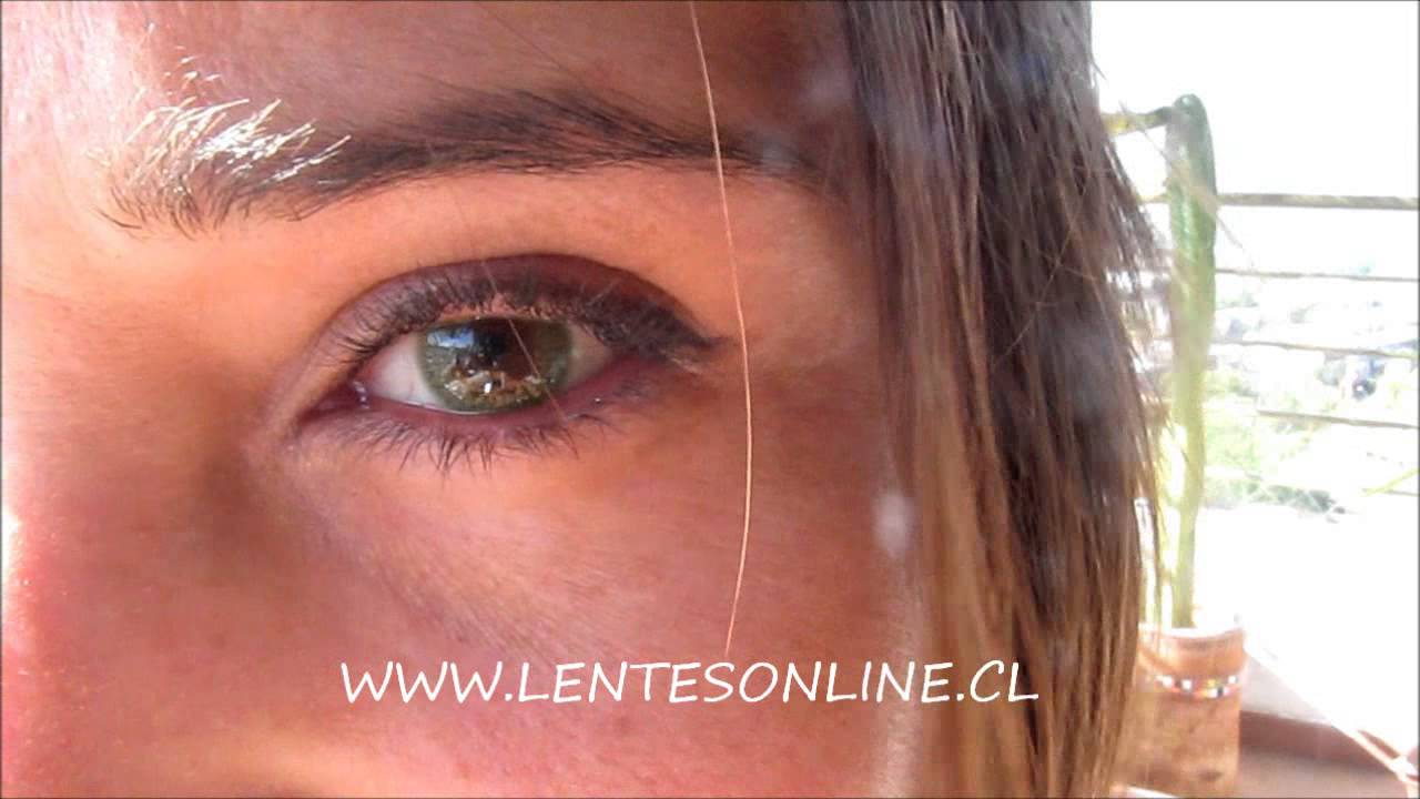 c4320ee3e3c48 FRESHLOOK COLORS GREEN (monocolor) - YouTube