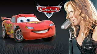 "Cars movie intro (""Real Gone"" by Sheryl Crow)"