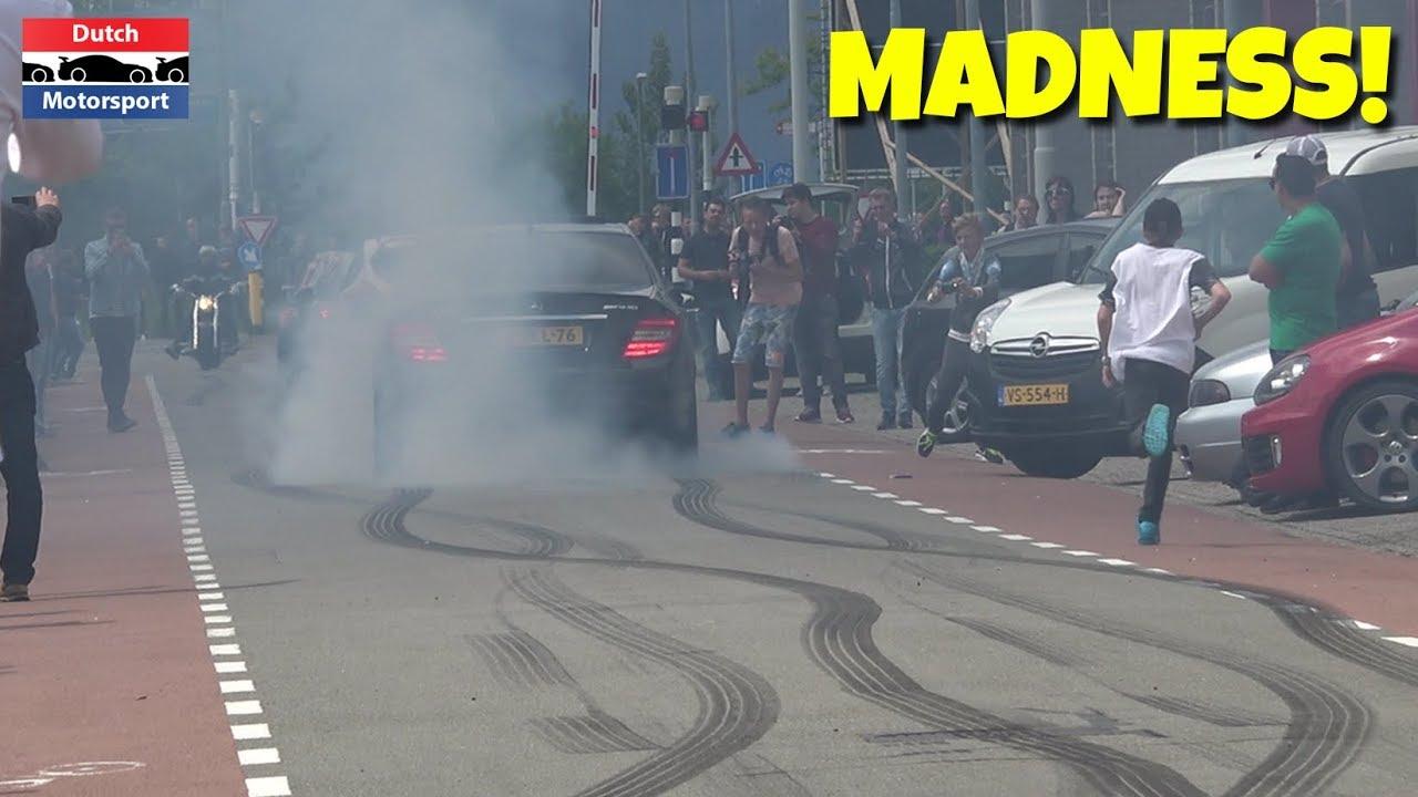 Best Illegal Burnouts Compilation 2017 900Hp 335I Cts V Mustang M6 Supra C63 350Z