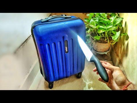 SAFARI Trolley Luggage Bag Review | Mi Suitcase Delta 55 Dazziling Blue | Best Suitcase ??