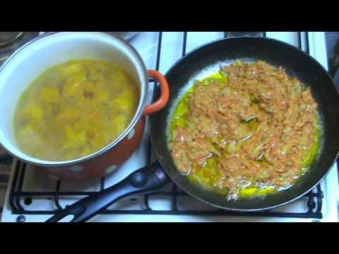 Грибной суп пюре - вкусный рецепт с пошаговым фото