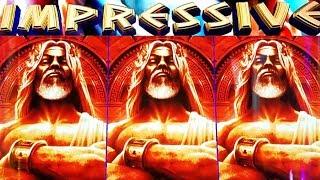 Zeus Unleashed Slot Machine $6 Max Bet Bonus & BIG WIN | The Walking Dead Slot Machine MAX BET Bonus