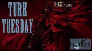 Turk Tuesday Kingslaying - Final Fantasy VII