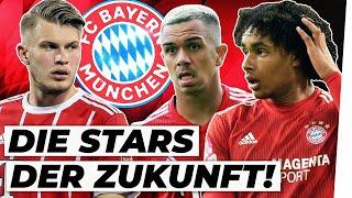 FC Bayern: Diese Talente müssen bald Bundesliga spielen!  Analyse