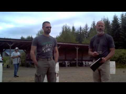 1st Anniversary FitShot Workout at Firearms Academy of Seattle