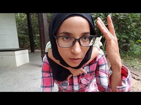 FAMILY VLOG : 13 KILOS SUR LE DOS 😓 | Tree Top Walk SINGAPORE