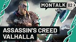 Assassin's Creed Valhalla: Alle Infos & unsere Meinung   Montalk #82