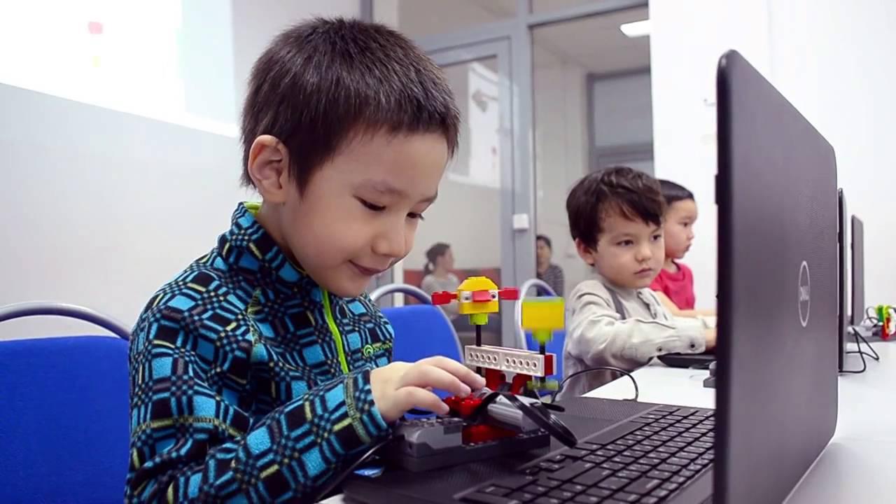 робототехника для детей фото