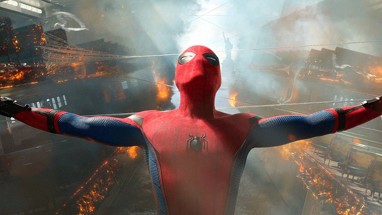 SPIDER-MAN: HOMECOMING: Best Marvel Movies