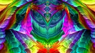 trippy psychedelic 3d fractal morph 01 k