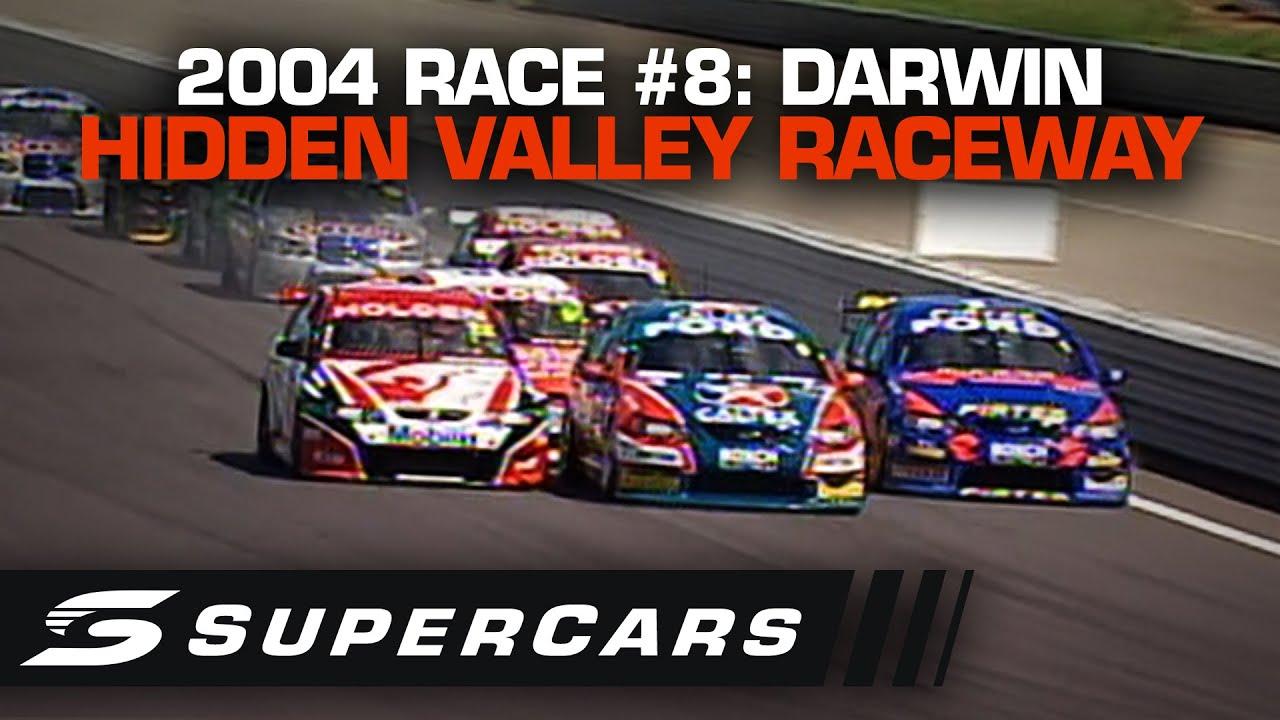 FULL RACE: Race #8 2004 - Hidden Valley Raceway | V8 Supercar Championship Series