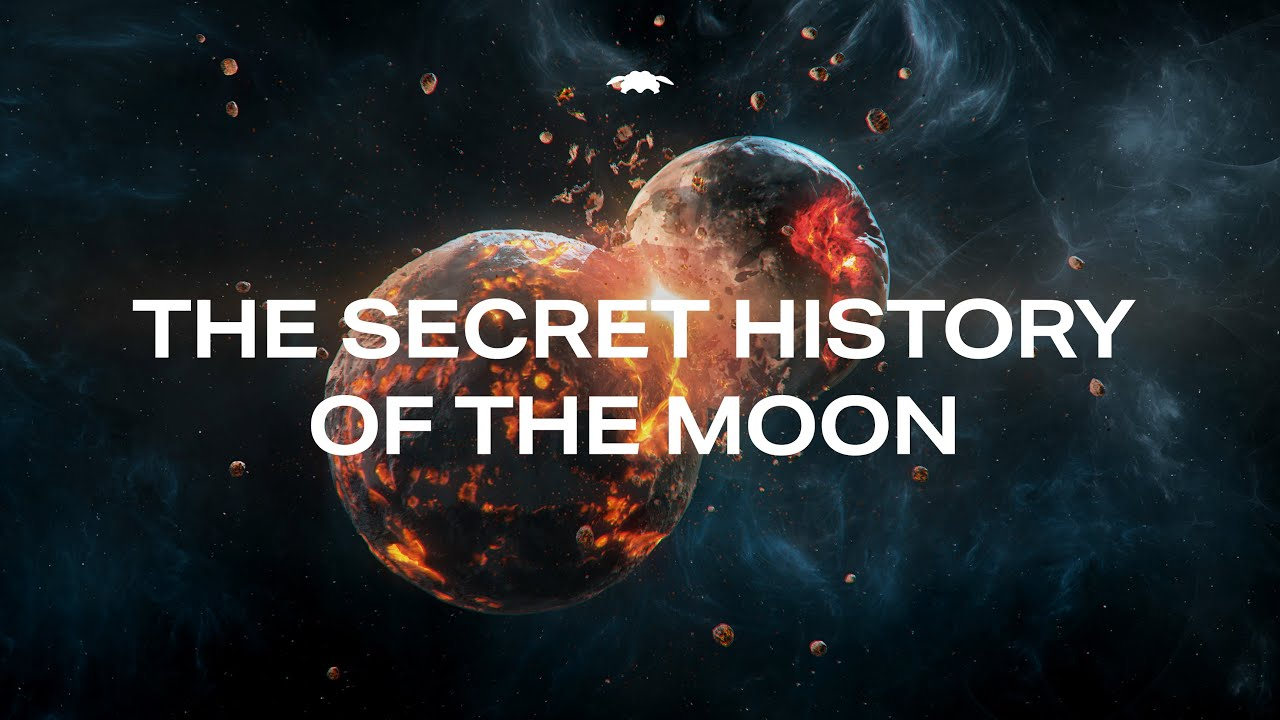 The Secret History of the Moon - 4K