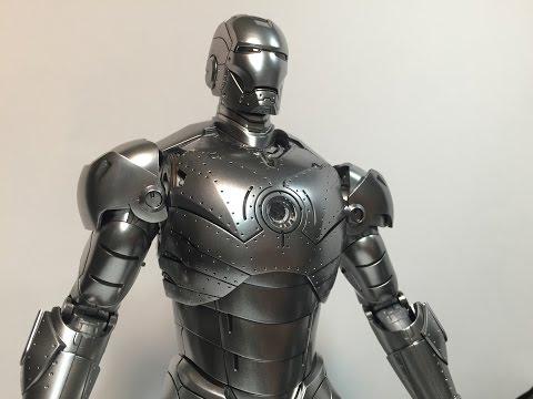 Хот Тойс Железный Человек Марк 2 (Версия 2.0)