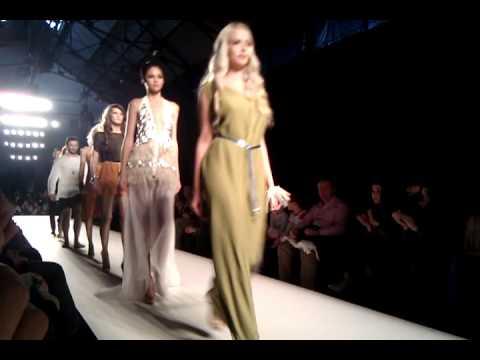 Evangelos Kavathas 13th Athens Fashion Week