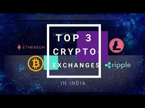 Top 3 Crypto Exchanges in India | Buy Bitcoin, Litecoin, Ripple and More! Cheap
