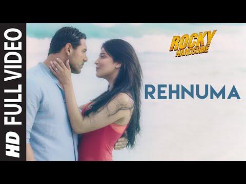 Rehnuma Full Video Song | ROCKY HANDSOME | John Abraham, Shruti Haasan | T-Series