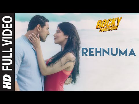 Thumbnail: Rehnuma Full Video Song | ROCKY HANDSOME | John Abraham, Shruti Haasan | T-Series