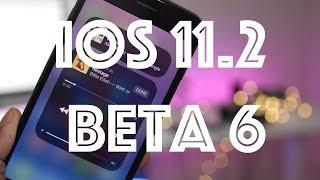 iOS 11.2 Beta 6 - полный обзор (это финал)