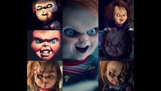 CHUCKY 1-7 TRAILERS OFICIALES