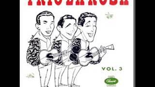 trio la rosa adios compay gato pista - karaoke