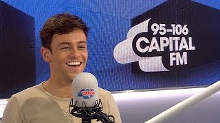 Tom Daley Takes On Roman