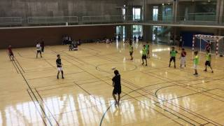 2017/5/27 練習試合 VS金沢大学
