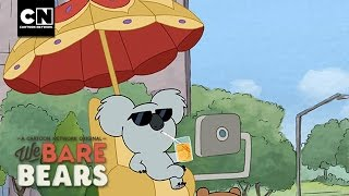 Life With Nom Nom | We Bare Bears | Cartoon Network