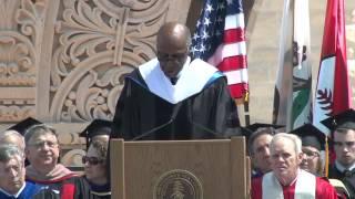 Stanford's 2015 Baccalaureate Keynote speaker <b>Vernon</b> E. <b>Jordan</b> ...