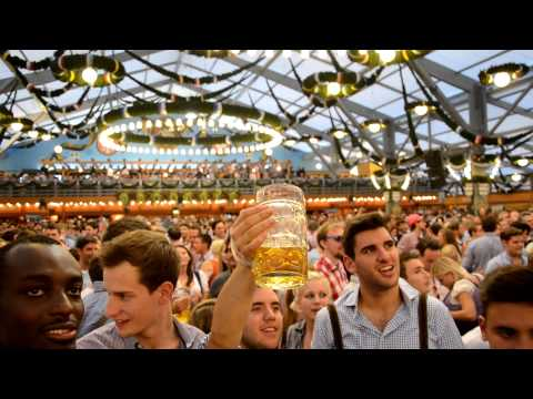 Songs and Dance at Oktoberfest
