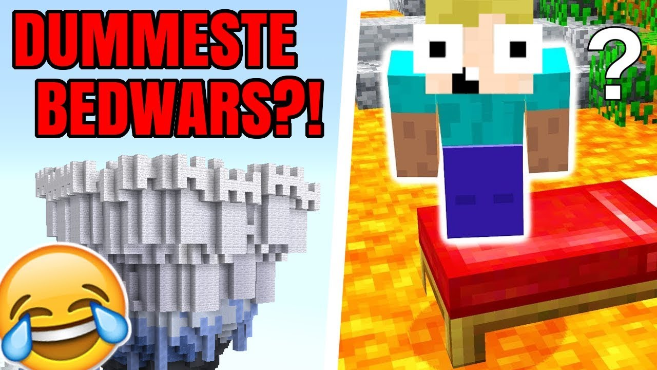 Download DUMMESTE BEDWARS?! - Dansk Minecraft