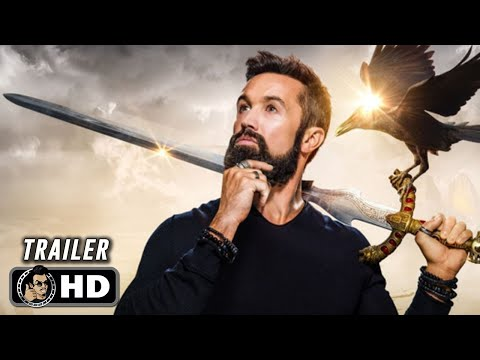 MYTHIC QUEST: RAVEN'S BANQUET Official Trailer (HD) Rob McElhenney