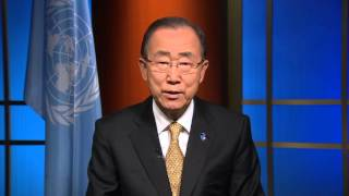 UN Secretary General Video Message for WSIS FORUM 2016(Video Message from Ban Ki-moon, Secretary General, United Nations for WSIS FORUM 2016., 2016-05-03T08:00:01.000Z)