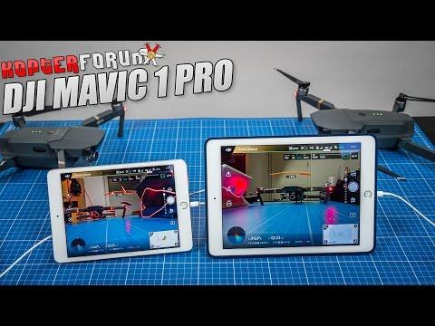 DJI Mavic #28 - GO 4 App [german/deutsch]