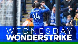 Wednesday Wonderstrike: Ricardo Pereira vs. Everton