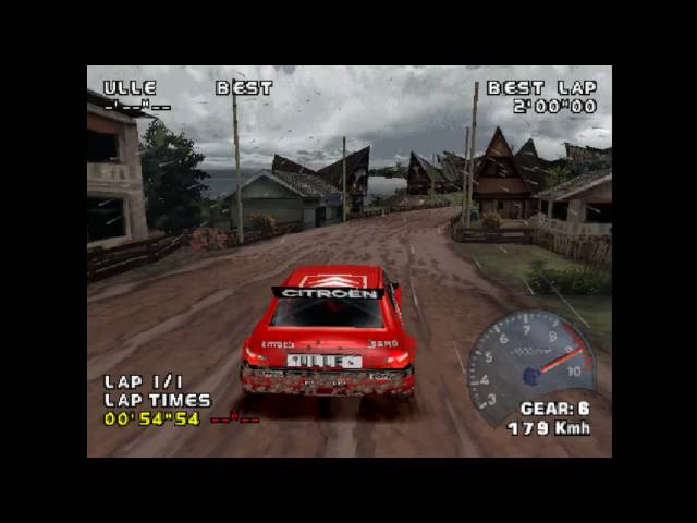 V-Rally 2 - Indonesia - Citroen Saxo
